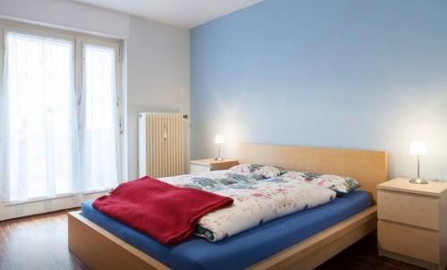 Wohnen auf Zeit in Erlangen, Schlafzimmer