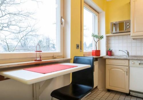 Möblierte Wohnung zur Zwischenmiete, Küche